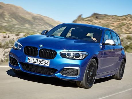BMW 1-Series 2017: Nang cap nhe, bat mat hon - Anh 5
