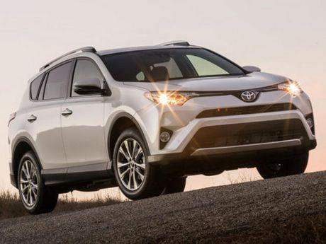 Toyota RAV4 2017 gap rut giam gia con 554 trieu dong - Anh 1
