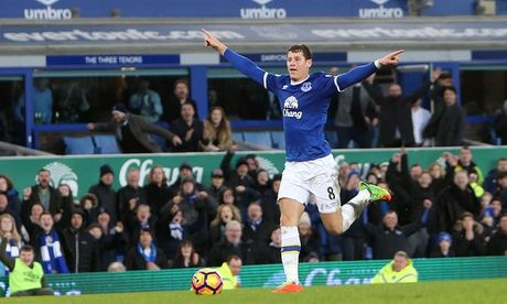 Koeman thua nhan Ross Barkley sap roi Everton - Anh 1