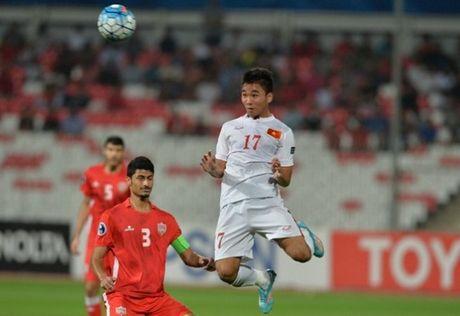 Hang cong U20 Viet Nam: Trong cho 'hong phao' Tran Thanh va Duc Chinh - Anh 2