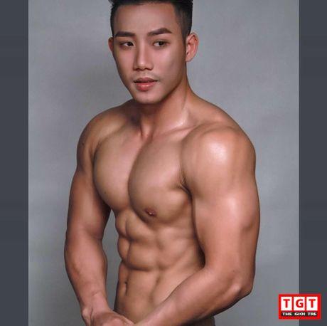 Chang trai tre quyet tap bung 6 mui de het bi coi thuong - Anh 5