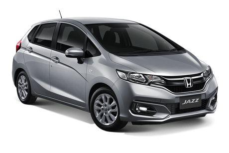 Hatchback Honda Jazz 2017 'sieu re' gia chi 365 trieu - Anh 2