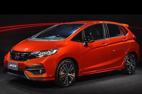 Hatchback Honda Jazz 2017 'sieu re' gia chi 365 trieu - Anh 7