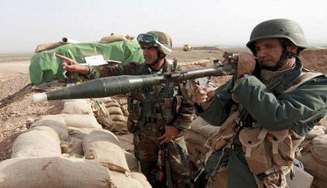Syria ton that nang sau cu danh truc dien cua My, Nga phan no - Anh 1