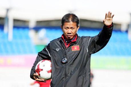 HLV Hoang Anh Tuan: 'U20 Viet Nam co co hoi tot truoc New Zealand' - Anh 1
