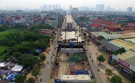 Thanh tra du an duong sat do thi Nhon- ga Ha Noi - Anh 1