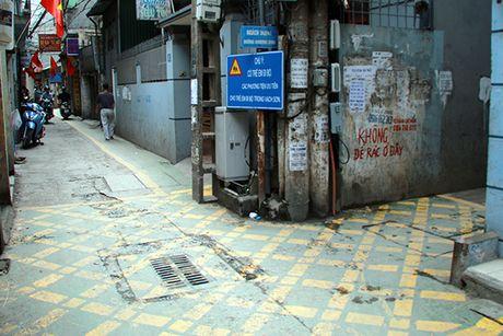Doc dao 'duong BRT' danh rieng cho tre em di bo o Ha Noi - Anh 1