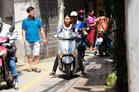 Doc dao 'duong BRT' danh rieng cho tre em di bo o Ha Noi - Anh 3