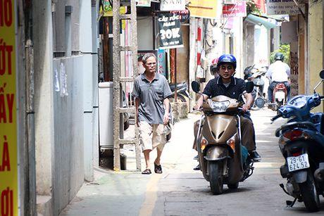 Doc dao 'duong BRT' danh rieng cho tre em di bo o Ha Noi - Anh 5