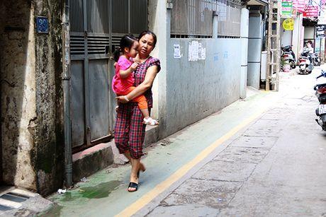 Doc dao 'duong BRT' danh rieng cho tre em di bo o Ha Noi - Anh 7