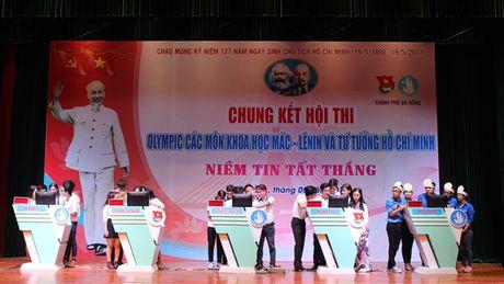 DH Su pham len ngoi voi chu de 'Niem tin tat thang' - Anh 1