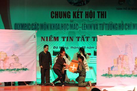 DH Su pham len ngoi voi chu de 'Niem tin tat thang' - Anh 2
