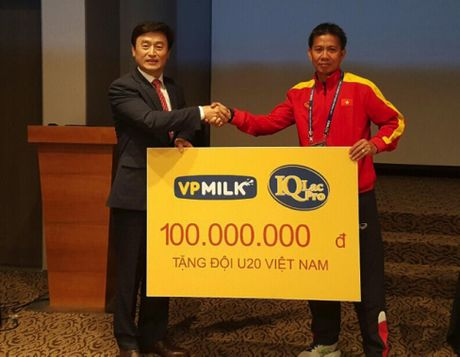 U20 Viet Nam nhan qua bat ngo truoc luc gap New Zealand - Anh 1