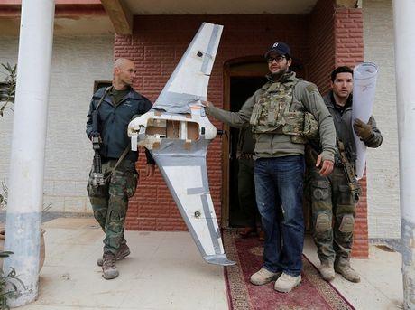 Dac nhiem My duoc cap 350 UAV cam tu de danh IS - Anh 1