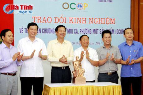 'Moi xa, phuong mot san pham' cua Quang Ninh la kinh nghiem de Ha Tinh tham khao, hoc tap - Anh 6
