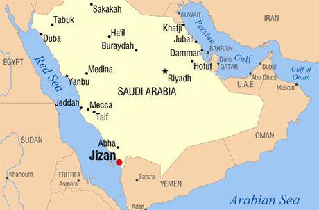 Phien quan phong ten lua vao Arab Saudi truoc chuyen tham cua Trump - Anh 2