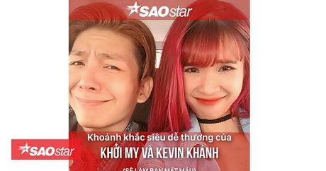 Don tim cung Khoi My va Kelvin Khanh - Anh 1