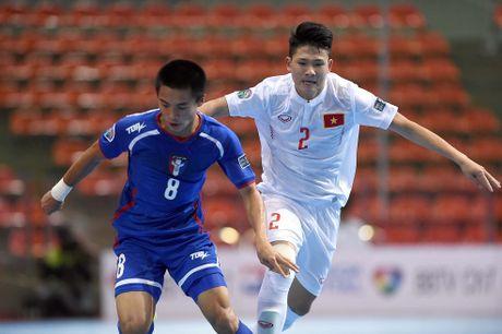 Giai futsal U20 Chau A 2017: Nguoc dong ha Dai Bac, Viet Nam nhieu co hoi vao tu ket - Anh 1