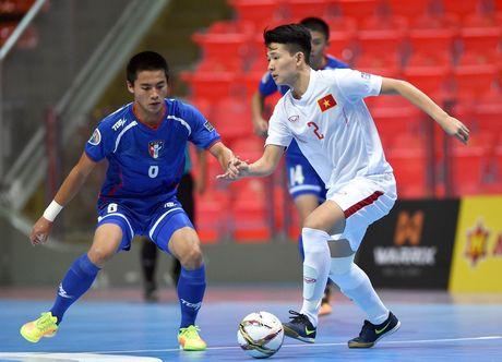 Giai futsal U20 Chau A 2017: Nguoc dong ha Dai Bac, Viet Nam nhieu co hoi vao tu ket - Anh 2