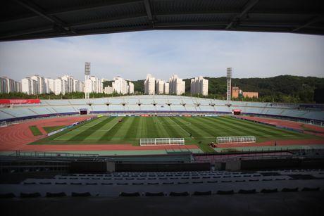 Can canh san dau dep nhu mo cua U20 Viet Nam tai World Cup - Anh 1