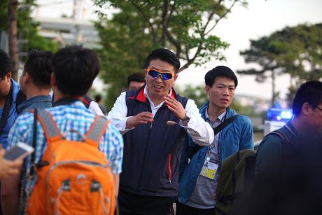 Co dong vien bi duoi vi U20 Viet Nam bat ngo tap kin - Anh 9