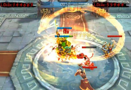 Cong dong Chien Lu Bo 'qua Trung Quoc' choi game - Anh 2