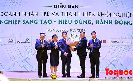 Pho Thu tuong Vuong Dinh Hue: Khoi nghiep phai hoc tap van hoa chap nhan that bai, chap nhan rui ro - Anh 4