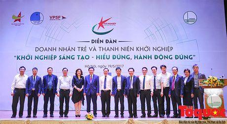 Pho Thu tuong Vuong Dinh Hue: Khoi nghiep phai hoc tap van hoa chap nhan that bai, chap nhan rui ro - Anh 5