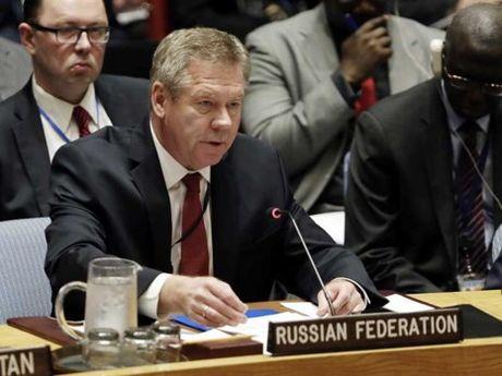 Lien quan My danh bom Syria, Nga noi gian - Anh 1