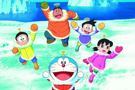 Meo may Doraemon dua khan gia toi vung Nam Cuc bang gia - Anh 1