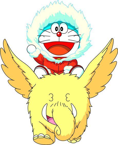 Meo may Doraemon dua khan gia toi vung Nam Cuc bang gia - Anh 3