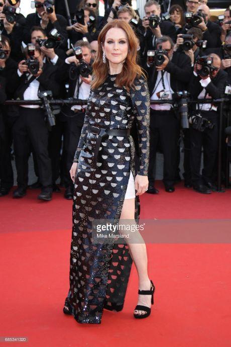 Dan sao Hollywood noi bat, nghe si TQ mo nhat tren tham do Cannes - Anh 10