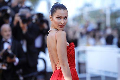 Dan sao Hollywood noi bat, nghe si TQ mo nhat tren tham do Cannes - Anh 1