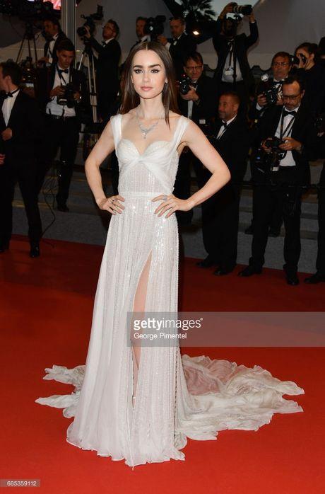 Dan sao Hollywood noi bat, nghe si TQ mo nhat tren tham do Cannes - Anh 9