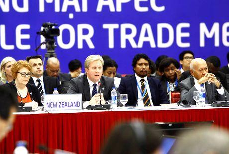 'Cac bo truong deu thong nhat tiep tuc thuc day TPP' - Anh 2