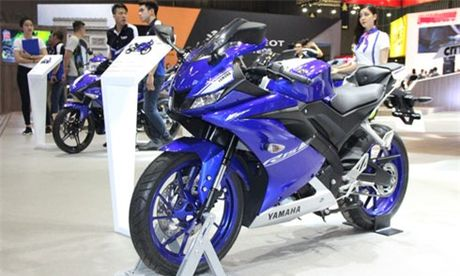 Yamaha R15 2017 - sportbike the he moi ve Viet Nam - Anh 1