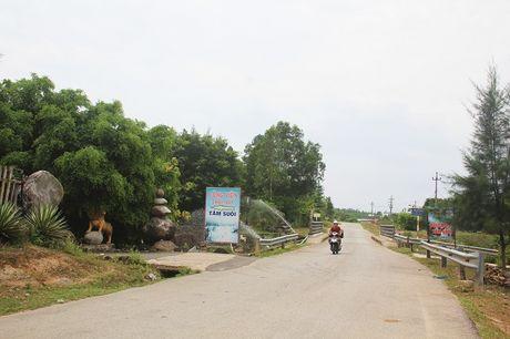 Hang loat khu du lich khong phep 'moc' o nui Hai Van - Anh 1