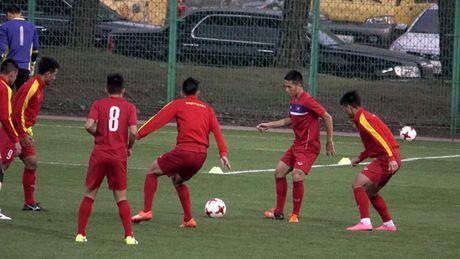 U20 Viet Nam kin nhu bung, U20 New Zealand dung 'chieu tro' - Anh 3