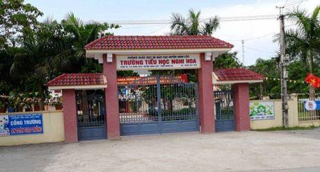 Be tieu hoc no don cua co giao vi khong lam duoc bai - Anh 1