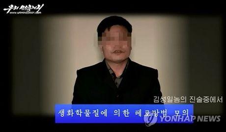 Trieu Tien he lo video am muu am sat Kim Jong-un - Anh 1
