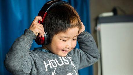 Cau be Nhat Ban lap ky luc the gioi DJ Club nho tuoi nhat - Anh 1