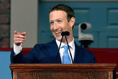 Nhung cau noi an tuong cua CEO Facebook trong bai dien van tot nghiep Harvard - Anh 2