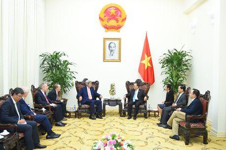 Thu tuong Nguyen Xuan Phuc tiep cuu Ngoai truong Hoa Ky John Kerry - Anh 2