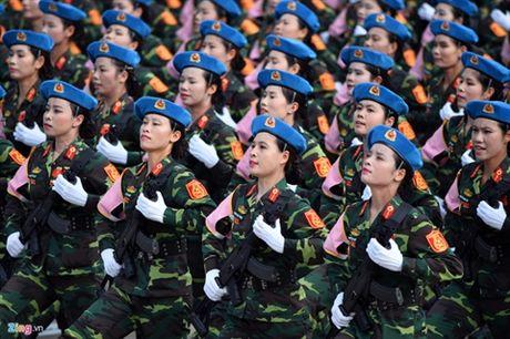 Bo doi Bien phong mang sung Galil ACE 31 - Anh 3