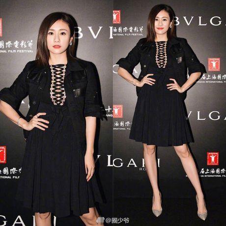 Lam Tam Nhu choi troi mot minh mot kieu giua dan Hoa dan 'hac am' - Anh 6