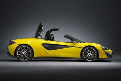 Sieu xe McLaren 570S Spider 2018 gia 4,8 ty dong - Anh 2