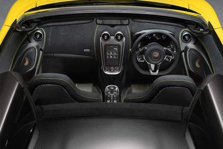 Sieu xe McLaren 570S Spider 2018 gia 4,8 ty dong - Anh 3