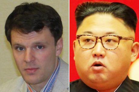 Kim Jong Un 'song trong so hai' sau cai chet cua sinh vien My? - Anh 1