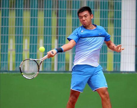 Ly Hoang Nam khoi dau thuan loi o Thailand F3 Futures - Anh 1