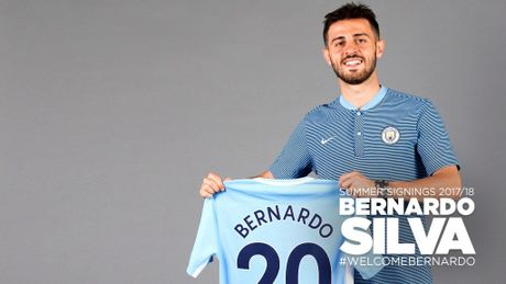 Bernardo Silva: Tu 'vien da nho' den ma thuat Guardiola - Anh 2